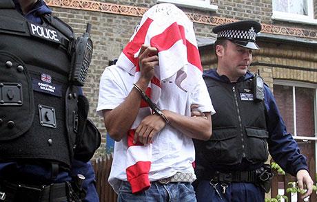 Banksy Arrested AKA Paul Horner