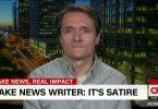Paul Horner: Internet News Satirist, Writer, Comedian, Performance Artist & Fake News Spokesman