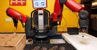 New McDonald's In Phoenix Run Entirely By Robots