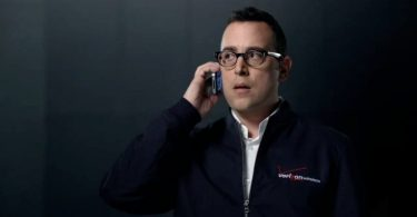 """Paul Marcarelli, better know as the """"Verizon Guy,"""" kept his silence that he was gay from Verizon in fear that he would lose his role. He later came out after his contract with Verizon ended."""