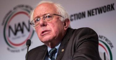 Bernie Sanders says 99 percent of 'new' income is going to top 1 percent