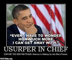 Obama Announces Plans For A Third Term Presidential Run