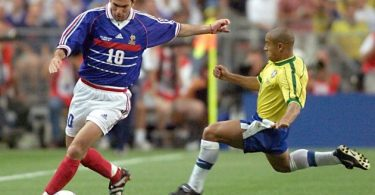 Zinedine Zidane: France, midfielder, attended the 1998 World Cup, 2002, 2006.