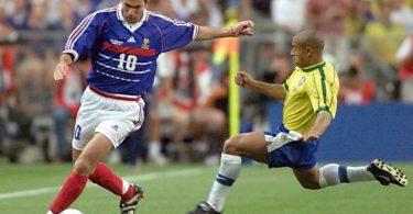 Zinedine Zidane: France, midfielder, attended the 1998 World Cup, 2002, 2006.