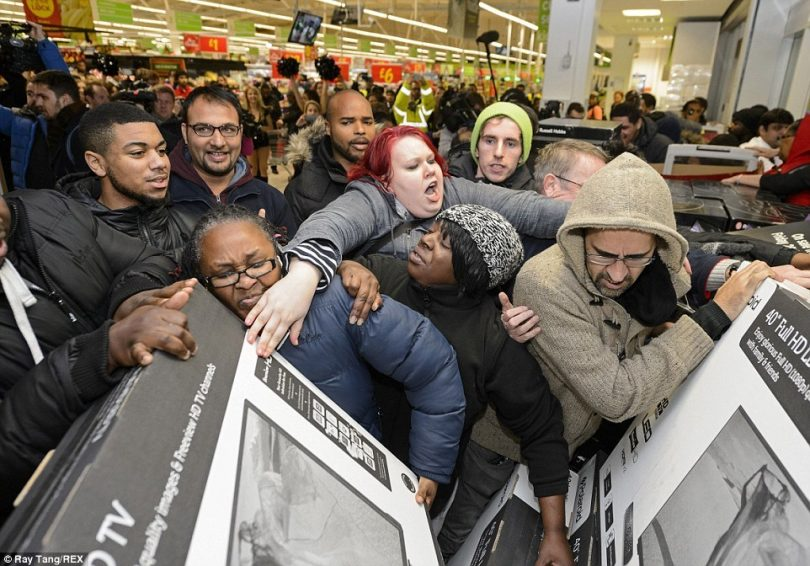 Black Friday Statistics Are In 3 433 Deaths On The Shopping Holiday News Examiner